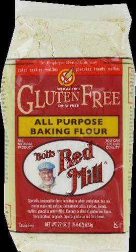 Baking Flour, Bob's Red Mill® All Purpose Baking Flour (22 oz Bag)