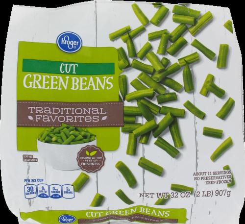 Frozen Green Beans, Kroger® Cut Green Beans (32 oz Bag)