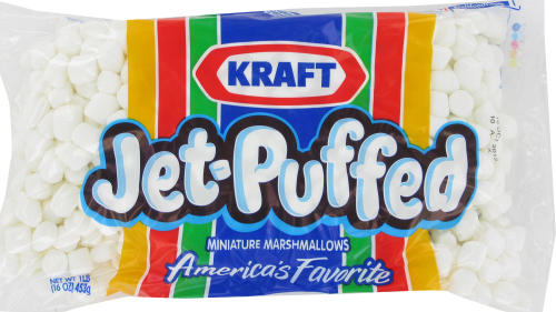 Marshmallows, Kraft® Jet-Puffed® Miniature Marshmallows (16 oz Bag)
