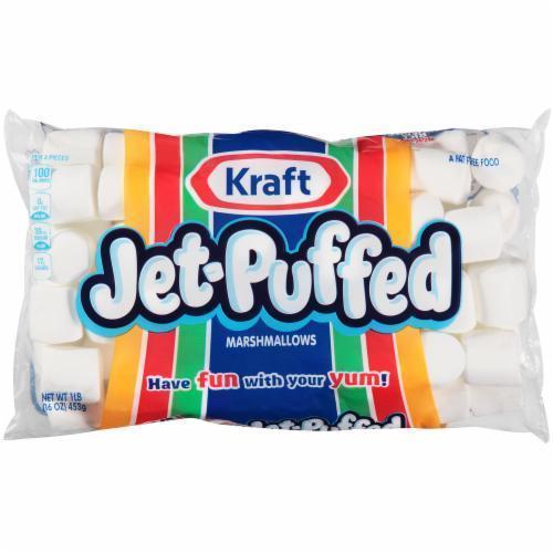 Marshmallows, Kraft® Jet-Puffed® Regular Marshmallows (16 oz Bag)