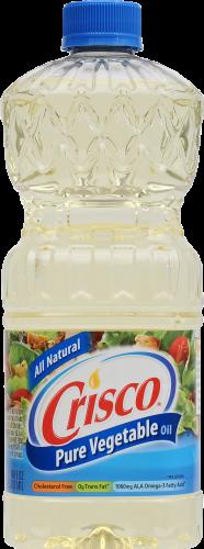 Vegetable Oil, Crisco® Pure Vegetable Oil ( 48 oz Bottle)