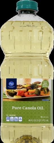 Canola Oil, Kroger® Pure Canola Oil ( 48 oz Bottle)