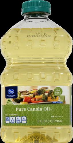 Canola Oil, Kroger® Pure Canola Oil ( 32 oz Bottle)