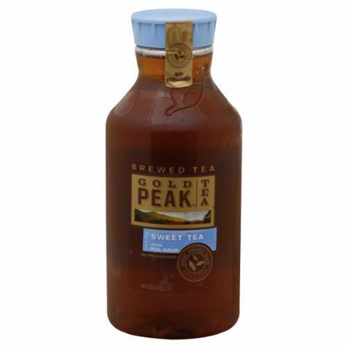 Sweet Tea, Gold Peak® Sweet Tea (59 oz Bottle)