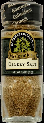 Seasonings, McCormick Gourmet® Celery Salt (2.5 oz Jar)