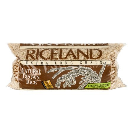 Rice, Riceland® Natural Brown Rice (32 oz Bag)