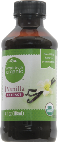 Seasonings, Simple Truth™  Organic Vanilla Extract (4 oz Bottle)