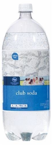 Club Soda, Kroger® Club Soda (2 Liter Bottle)