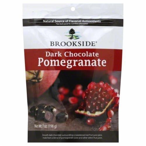 Pomegranate, Brookside® Dark Chocolate with Pomegranate (7 oz Bag)