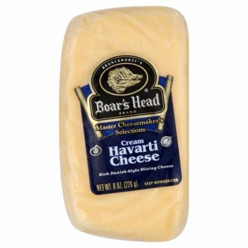 Deli Cheese, Boar's Head® Cream Havarti Cheese (8 oz Bag)