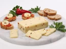Deli Cheese, Boar's Head® Sliced Cream Havarti Cheese with Jalapeño (16 oz Bag)