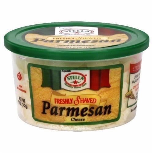 Shaved Cheese, Stella® Shaved Parmesan Cheese (5 oz Tub)