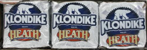 Ice Cream Bars, Klondike® Heath® Ice Cream Bars (27 fl oz Tray, Six 4.5 oz Bars)