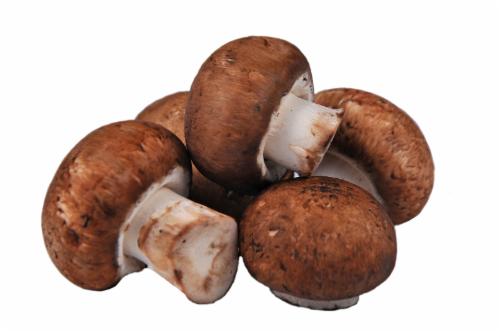 Fresh Mushrooms, Crimini Mushrooms (16 oz Tray)