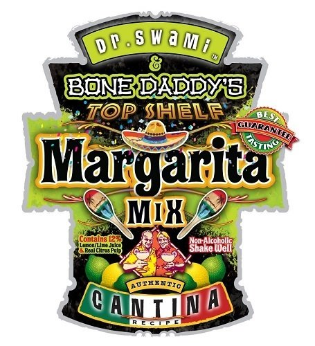 Drink Mixer, Dr. Swami® Margarita Mix (1.75 Liter Bottle)
