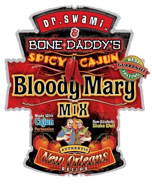 Drink Mixer, Dr. Swami® Bloody Mary Mix (750 ml Bottle)
