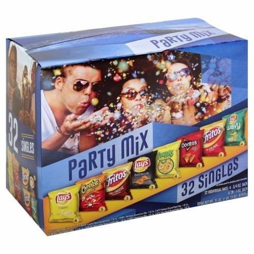 "Lunch Size Chips, Frito-Lay® ""2Go Party Mix"" (32 Bag Count, 32 oz Box)"