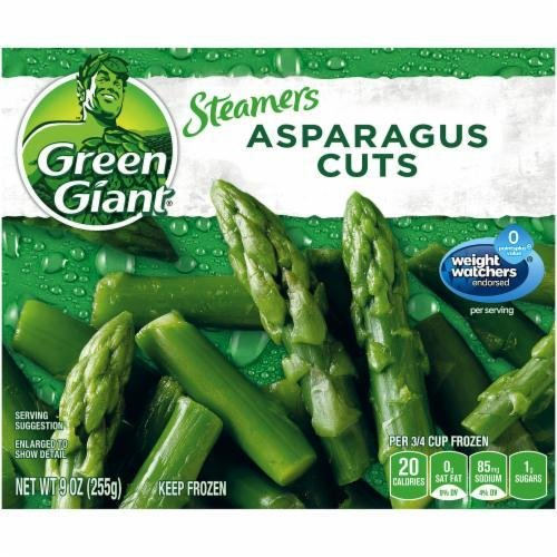 Frozen Asparagus, Green Giant® Steamers Asparagus Cuts (9 oz Bag)