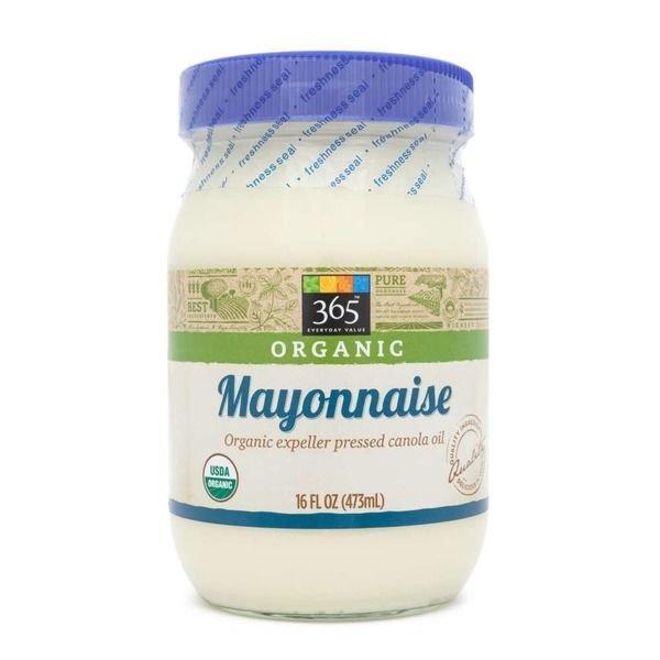 Organic Mayonnaise, 365® Organic Mayonnaise (16 oz Jar)