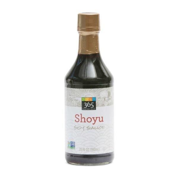 Soy Sauce, 365® Organic Shoyu Soy Sauce (20 oz Bottle)