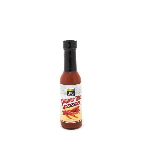 Soy Sauce, 365® Organic Pepper Duo Hot Sauce (5 oz Bottle)
