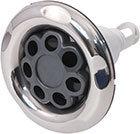 Waterway Jet Internal 5 Scallop 5″ Diameter Stainless Steel Power Pulse Massage