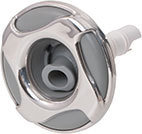 Waterway Jet Internal Reverse Swirl 3-5/16″ Diameter Stainless Steel Mini Roto