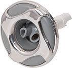 Waterway Jet Internal Reverse Swirl 3-5/16″ Diameter Stainless Steel Mini Twin Roto