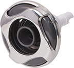Waterway Jet Internal Reverse Swirl 3-5/8″ Diameter Stainless Steel Poly Directional