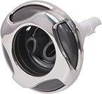 Waterway Jet Internal Reverse Swirl 3-5/8″ Diameter Stainless Steel Poly Twin Roto