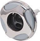 Waterway Jet Internal Reverse Swirl 4-3/8″ Diameter Stainless Steel LG Poly Roto