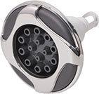 Waterway Jet Internal Reverse Swirl 5-1/4″ Diameter Stainless Steel Power Multi-Massage