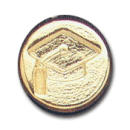 Wax Envelope Seal | 815-H Graduation Cap