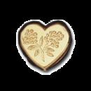 Wax Envelope Seal | 829-H Flower Heart