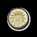 Wax Envelope Seal | 888-H Sun Face