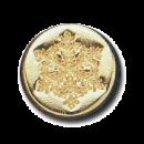 Wax Envelope Seal | 807-H Snow Flake