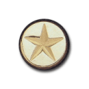 Wax Envelope Seal | 850-H Patriotic Star