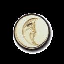 Wax Envelope Seal | 889-H Moon Face