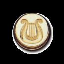 Wax Envelope Seal | 854-H Celtic Harp