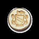 Wax Envelope Seal | 845-H Coat of Arms