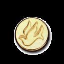 Wax Envelope Seal | 859-H Dove
