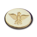 Wax Envelope Seal | 840-H USA Eagle