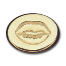 Wax Envelope Seal | 858-H Kissing Lips