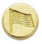 Wax Envelope Seal | 860-H American Flag
