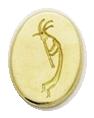 Wax Envelope Seal | 825-H Kokopeli