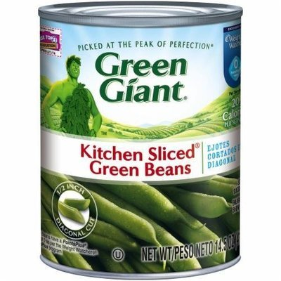 Canned Green Beans, Green Giant®