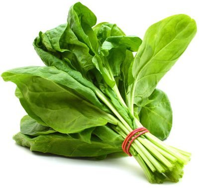 Fresh Salad Greens, Spinach (16 oz Bunch)