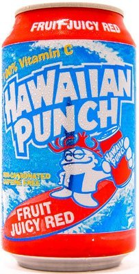 Soda, Hawaiian Punch® Soda (Single 12 oz Can)