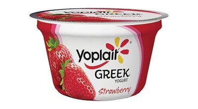 Yogurt, General Mills® Yoplait® Greek Yogurt, Strawberry