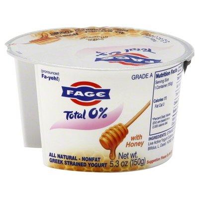 Yogurt, Fage® Greek Yogurt, Honey